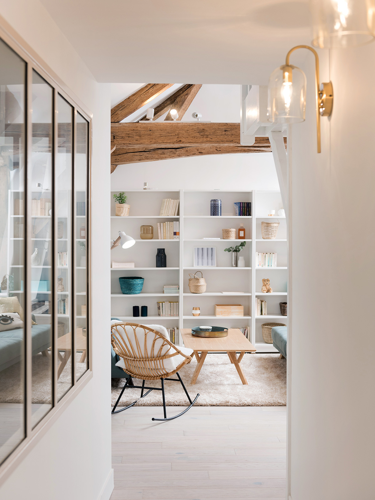 meuble-sur-mesure-bois-metal-bibliotheque-bureau-agence-atmospheres-design-joa-architecture-dinterieur-meuble-design-interioir-design-paris-oise-idee-deco